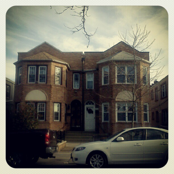 The Costanza House in Astoria (Queens)