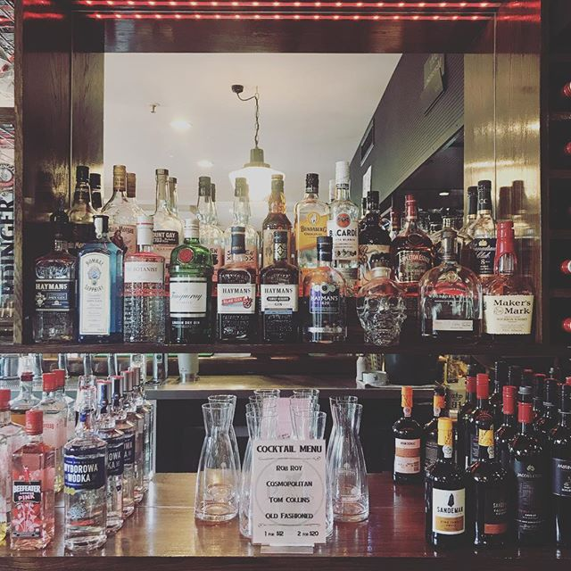 It's only Monday, but oh boy are we looking forward to Friday ! Come enjoy our 2.4.1 Cocktail list 🍹🍸 #mondayblues #christchurch #newzealand #spirit #cocktails #bar . . . #pegasusarms #christchurch #bar #pub #restaurant #newzealand #christchurchnz
