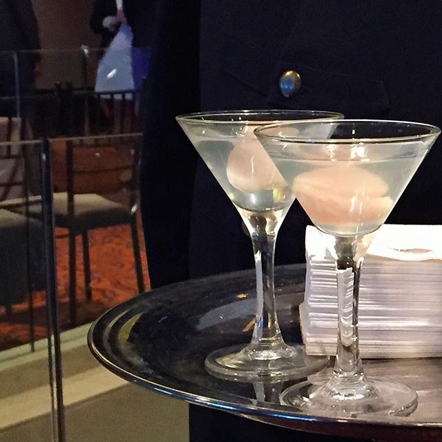 We've got our eyes set on these lychee martinis!👀 Happy #nationalmartiniday!🍸 #lychee #drinks #cheers #happyhour #mixology #cocktails #martini #eventplanner #events #lycheemartini