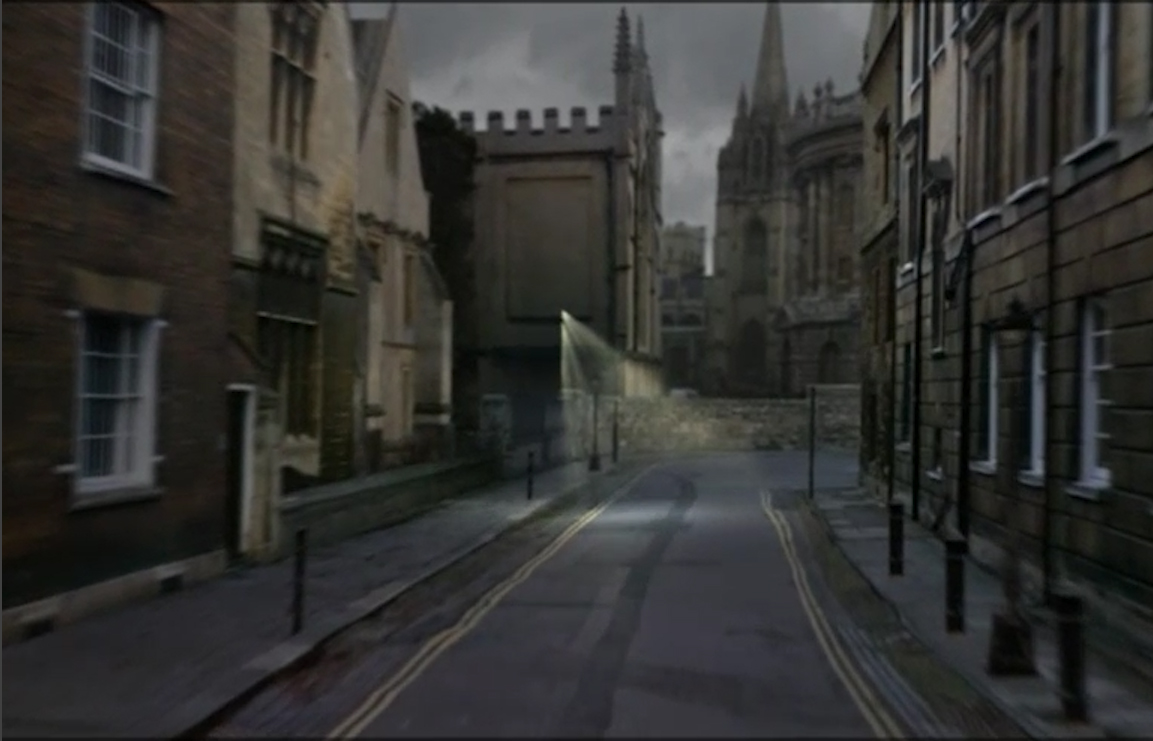 His Dark Materials, The Golden Compass (pitch test 2007)