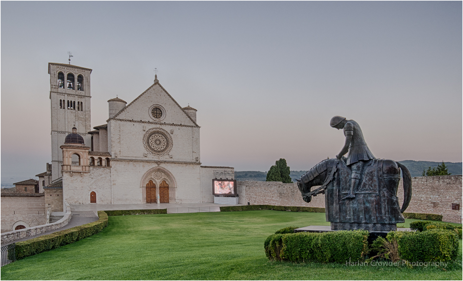 St Francis Cathedral, Assisi