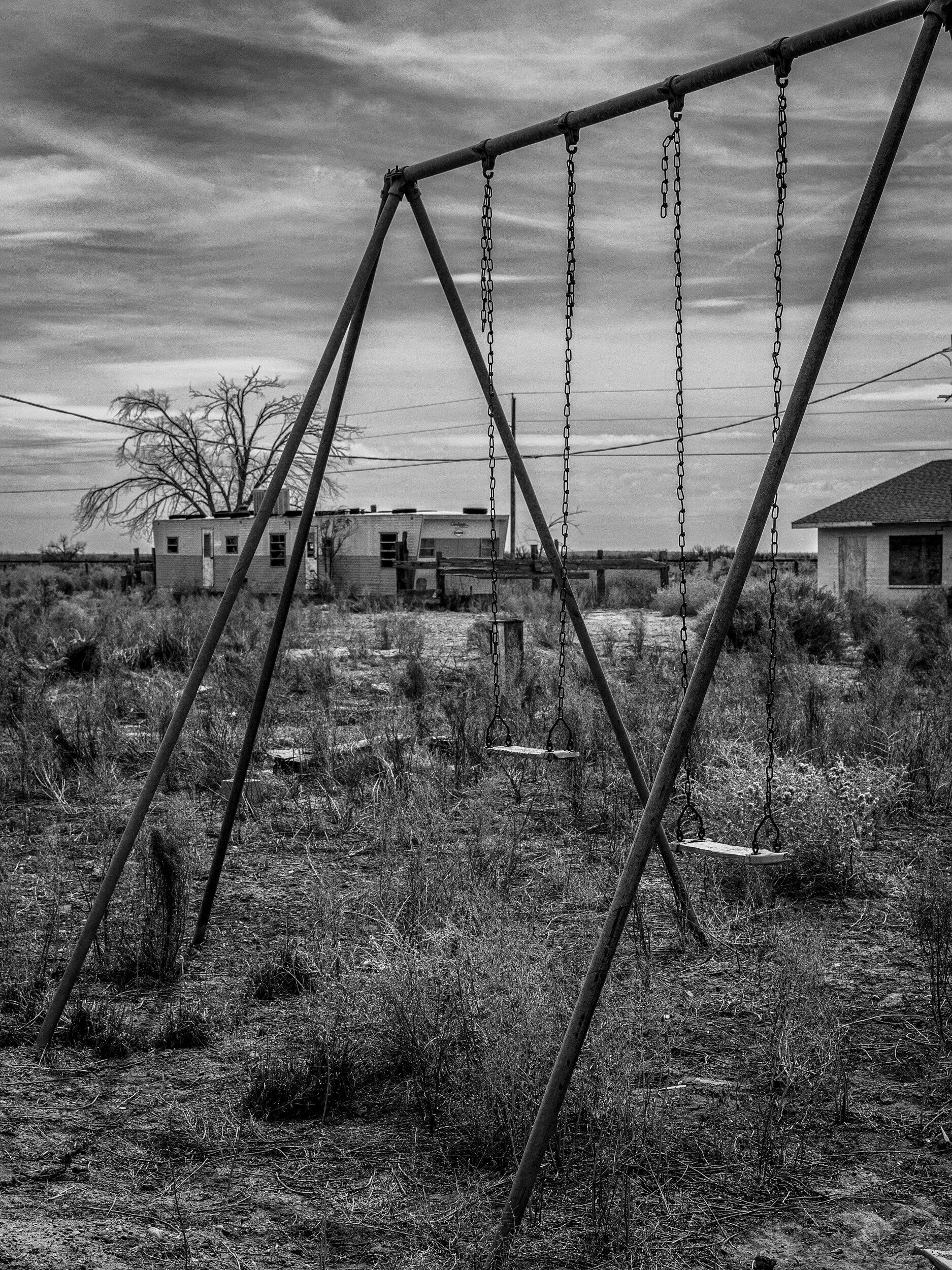 Route 66, Jackrabbit, Arizona