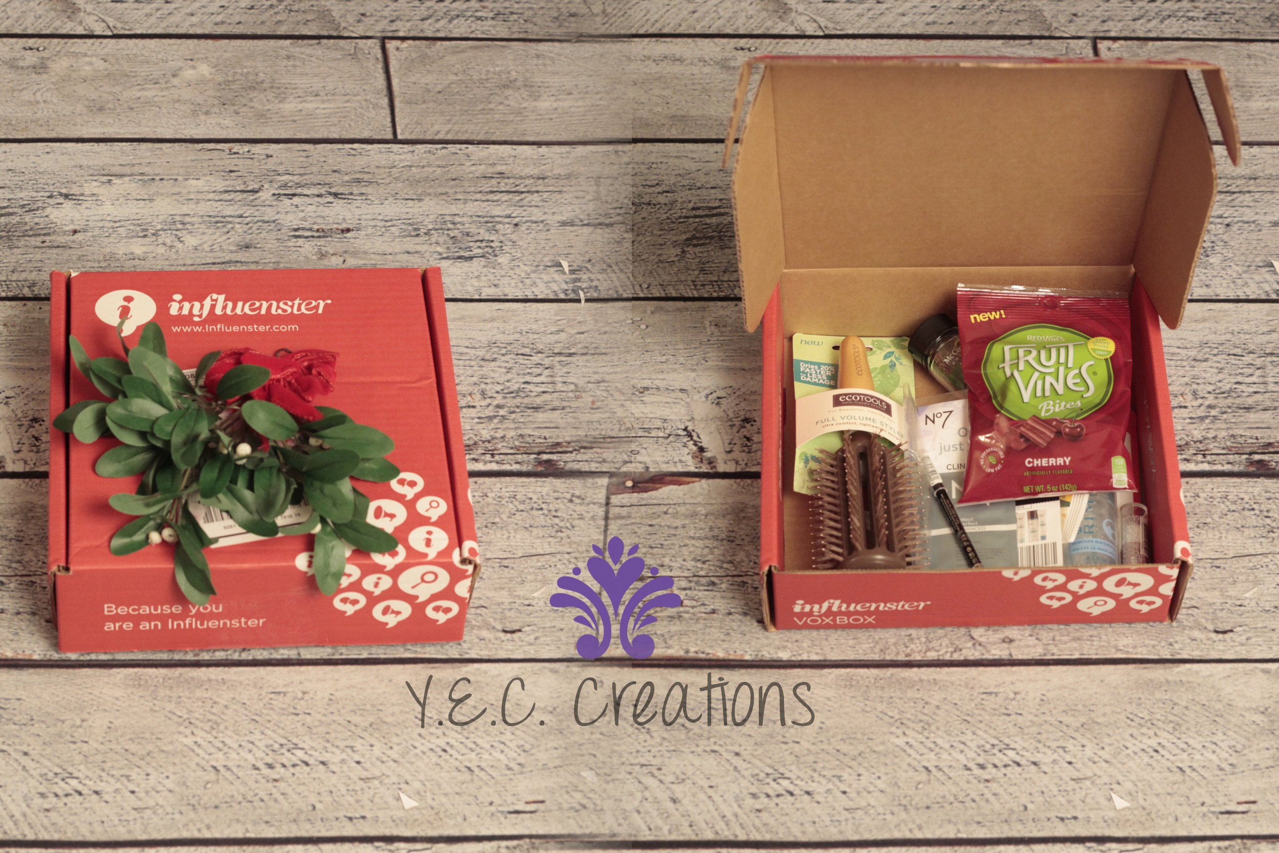 Here is a view of the contents inside this VoxBox