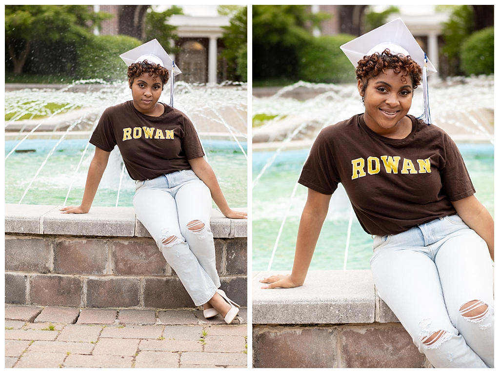 Davia Senior Reps 2018 Cap & Grown Shoot