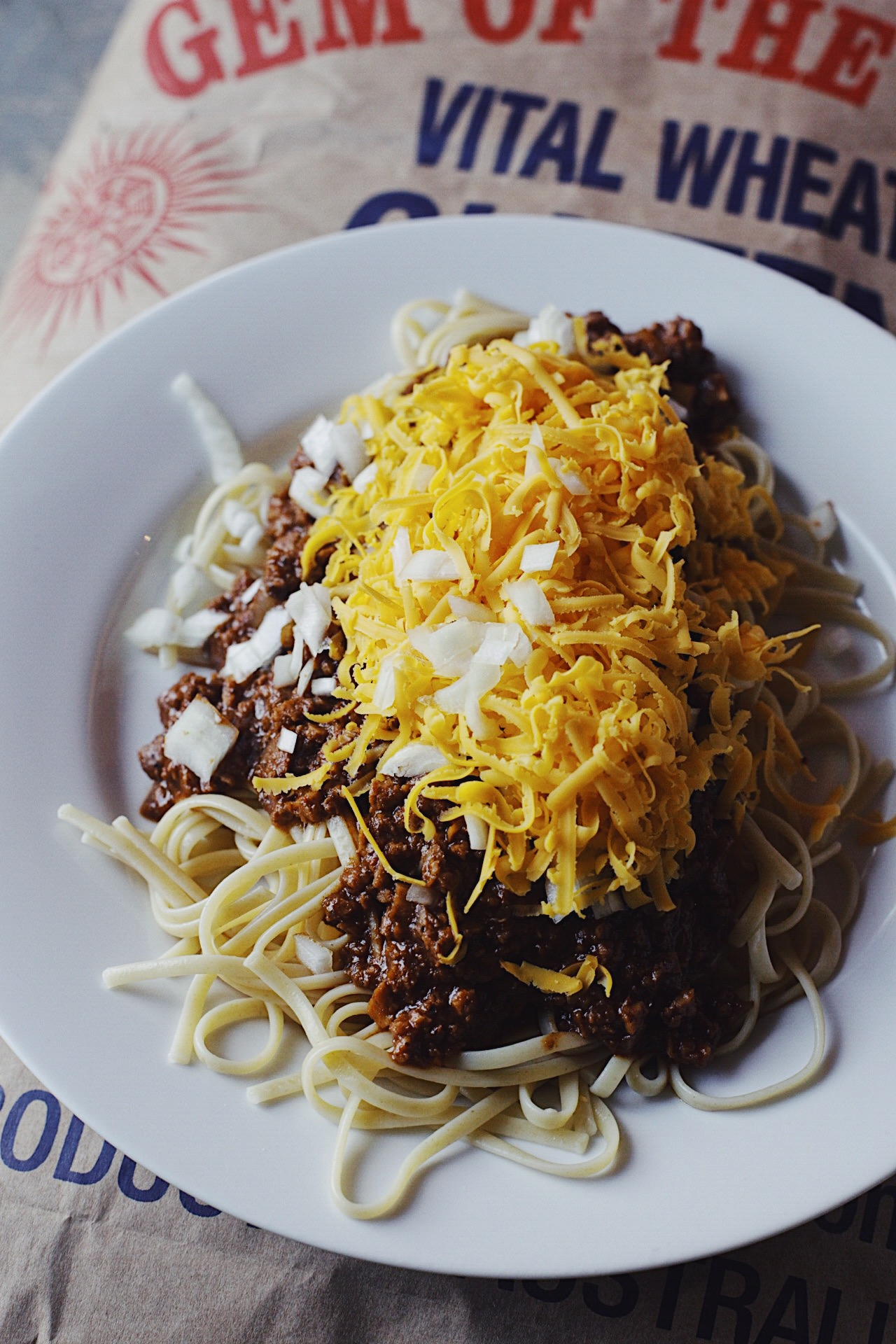 Rich & Unique - Cincinnati chili is an easy crowd pleaser!!