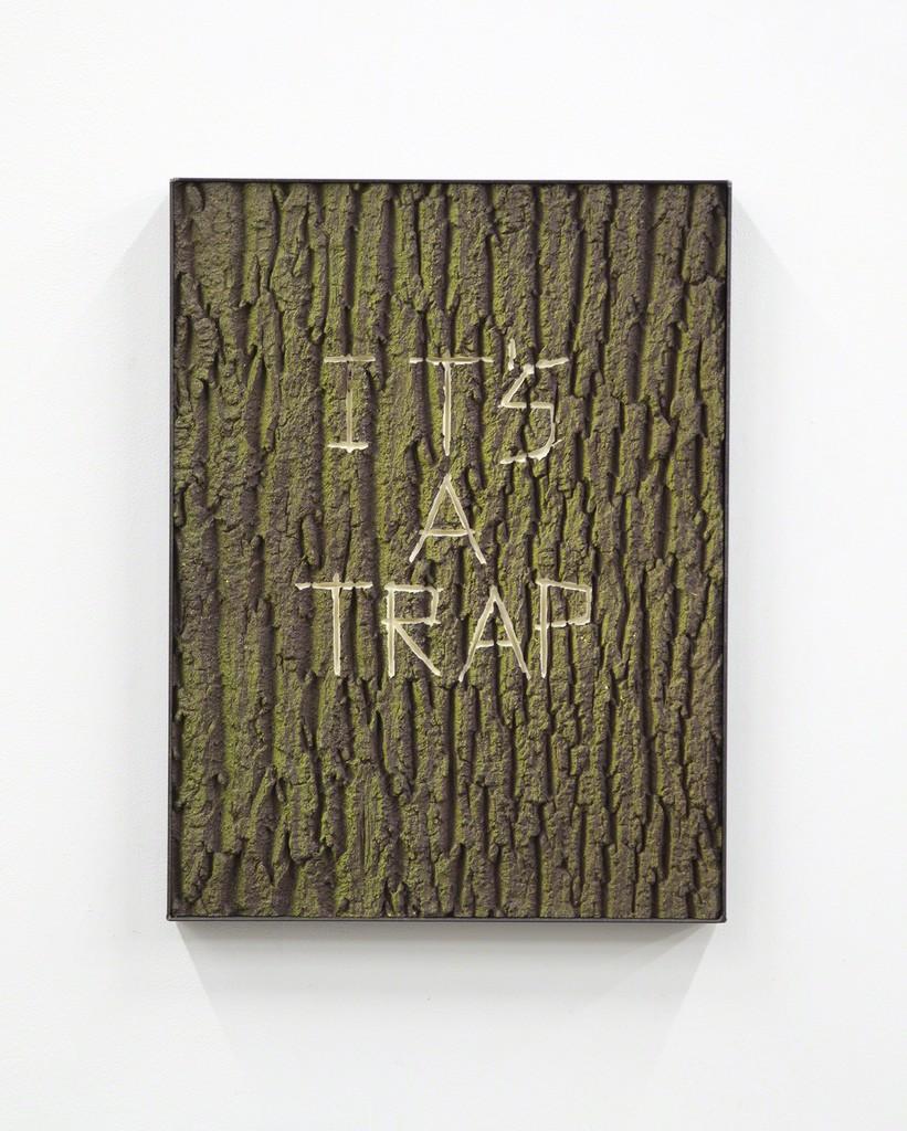Nick van Woert,  It's a trap , 2016