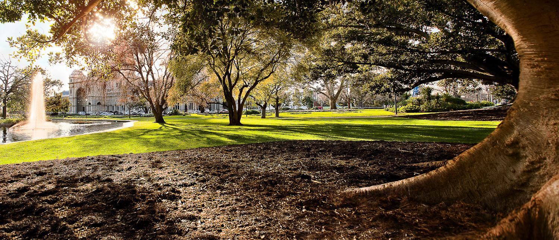 Royal Exhibition Building Carlton Gardens Melbourne City