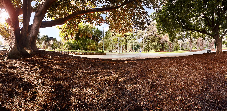 Fitzroy Gardens Melbourne City