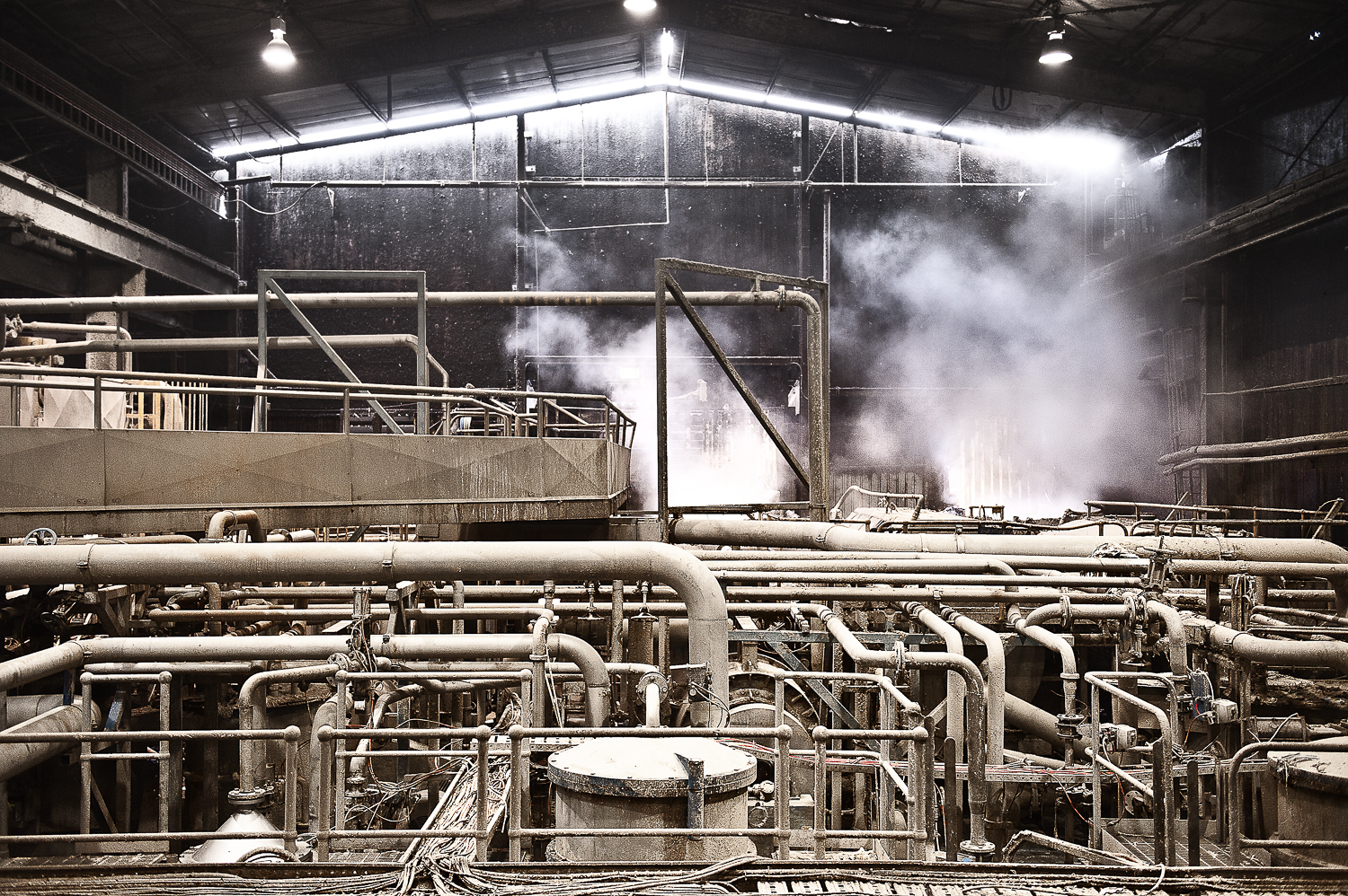 Australian Paper is the only Australian manufacturer of office, printing and packaging papers. Australian Paper directly employs 1,294 people and manufactures more than 600,000 tonnes of paper annually for Australia, New Zealand and export markets.[1] It has two manufacturing facilities: the Maryvale Mill (Latrobe Valley, Victoria) and the Preston manufacturing facility (Preston, Victoria).[2]  Australian Paper was purchased from Paperlinx by Japan-based Nippon Paper Group in June 2009.[3]  In February 2015 Australian Paper announced the closure of the Shoalhaven Paper Mill in Nowra, NSW.[4] The mill closed in July 2015.[5]  In April 2015 Australian Paper opened a new A$90 million paper recycling plant at the Maryvale Mill. The plant can process up to 80,000 tonnes of wastepaper a year.  Norske Skog (Australasia) Pty Ltd.  The Sydney sales office is responsible for the supply of approx 600,000 tonnes of paper to publishers and commercial printers throughout Australia. Publication papers available are newsprint, high white 'improved newsprint', book and directory papers from the Albury, Boyer and Tasman mills together with supercalendered grades and coated paper from Norske Skog's European mills.  Norske Skog has the privilege of supplying the bulk of the total newspaper publishing paper requirements for both metropolitan and regional publishers throughout the country.  Considerable innovation in logistics and service systems together with regular upgrading of paper machines has lead to highly efficient and effective supply capabilities on a sustainable basis.  Stewart Donn Photography.  A Melbourne based photographer specialising in all Corporate, Commercial, Industrial and Product photography.  Specialising in this type of photography allows Stewart to make complicated corporate and industrial scenes, and the people in these scenes, look heroic, interesting and beautiful.  Based in Melbourne's Western suburbs.  Stewart has worked and is comfortable working with, sm