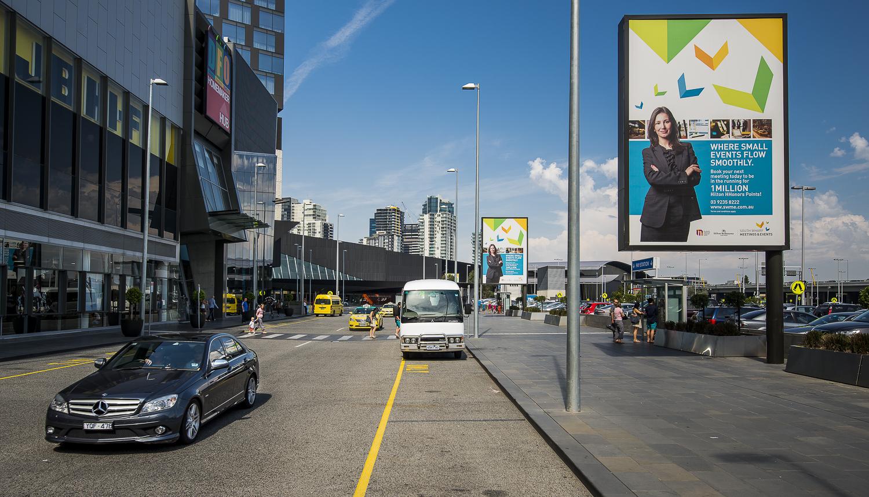 MCEC-Hilton South Wharf Promotion, Melbourne