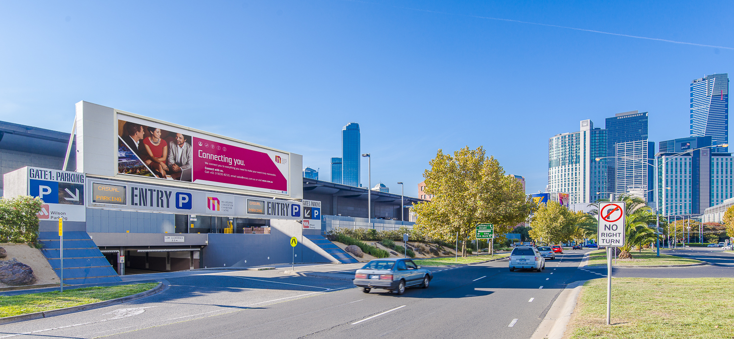MCEC, Normanby Rd, South Melbourne