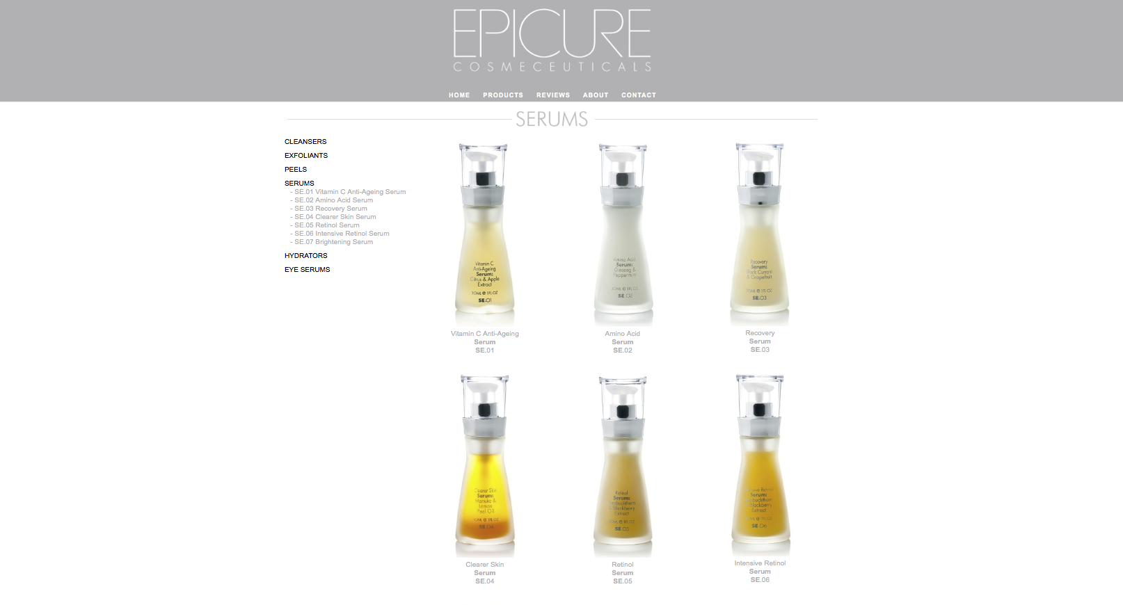 Epicure Cosmeceuticals