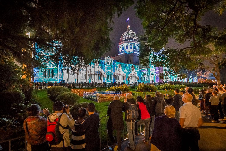 Melbourne Museum White Night 2016 -82.jpg