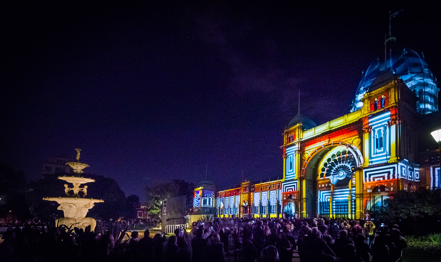 White Night 2017 Royal Exhibition Building Southern Drive-40.jpg