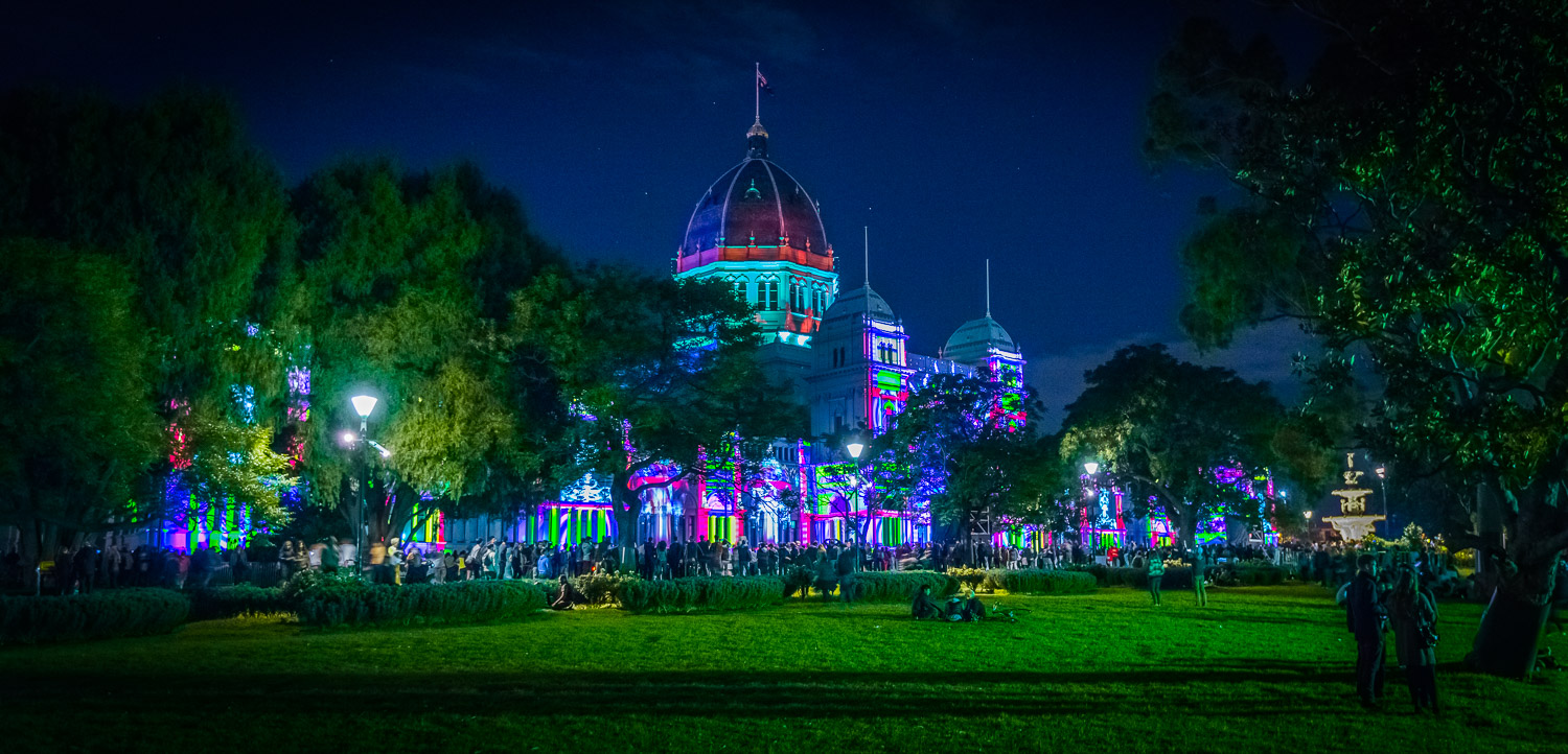 White Night 2017 Royal Exhibition Building Southern Drive-54.jpg