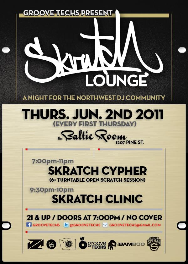 June 2011:  Skratch Clinic