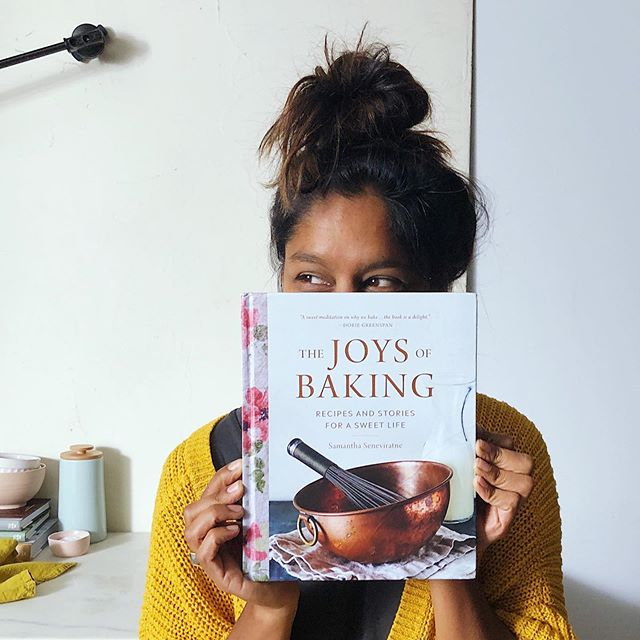 My new cookbook, The Joys of Baking, comes out in exactly one month! Desserts inspired by life. I hope that you will consider preordering it and I REALLY hope that you like it! ❤️