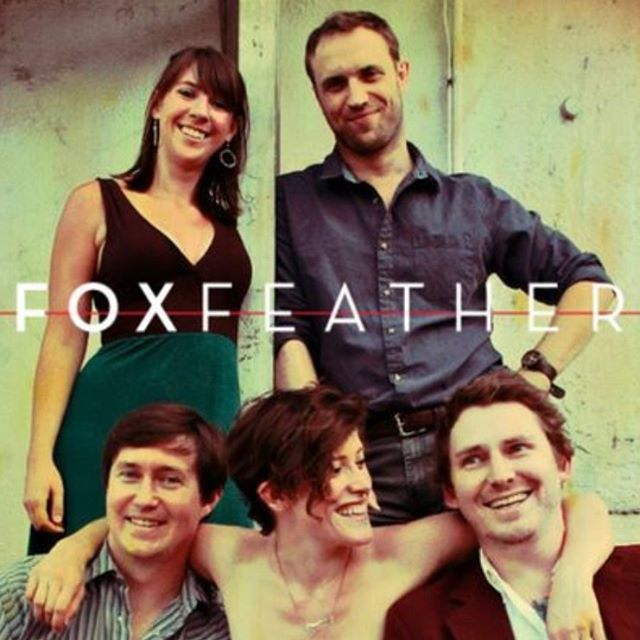 Tonight! We welcome Foxfeather, a sultry alt-Americana band based out of Boulder, CO! They will start playing tunes around 6 tonight. So stop by for beer and pizza, and stay to get jazzy with this fun band!