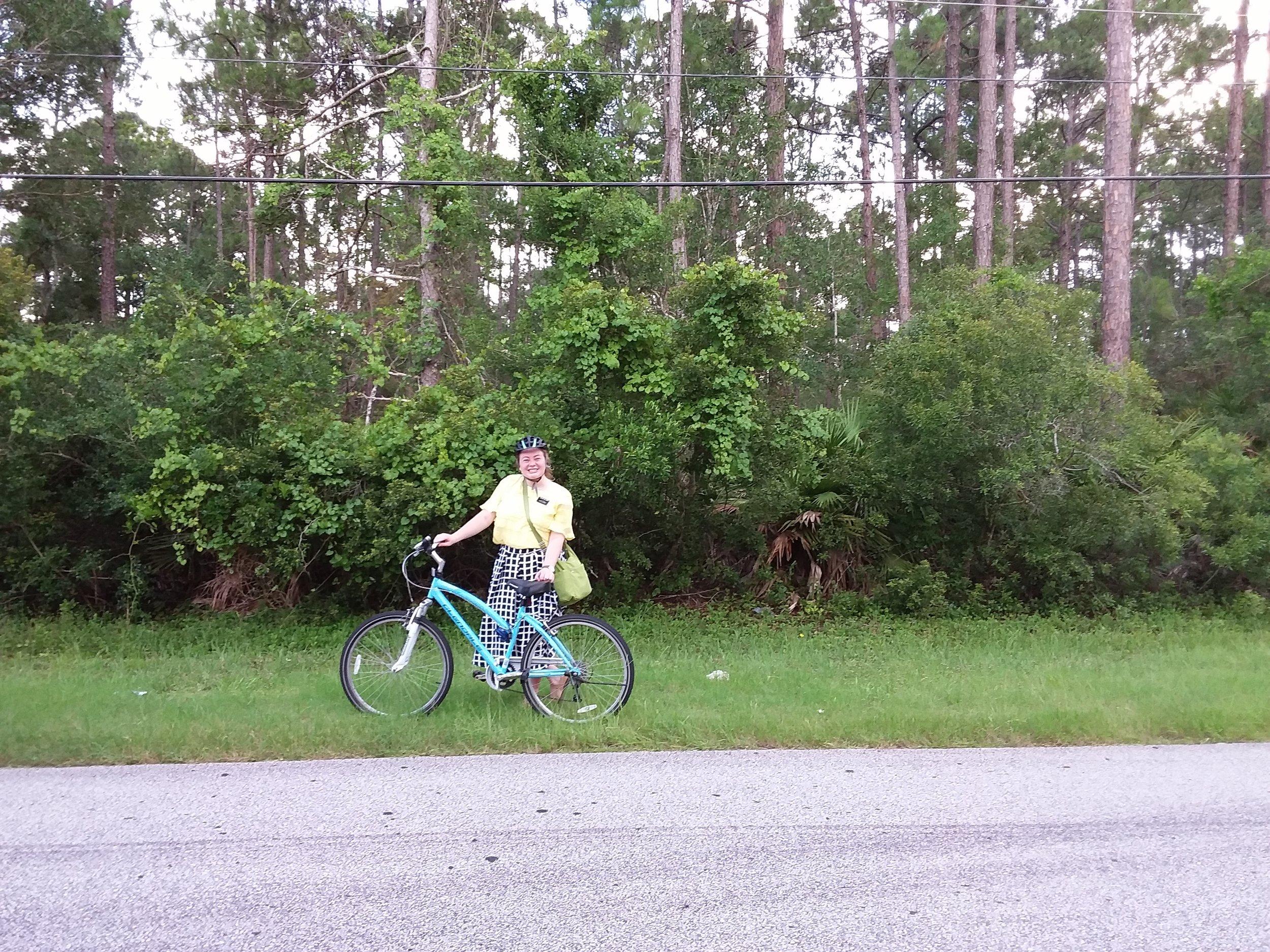 My best friend The Bike (don't zoom in)