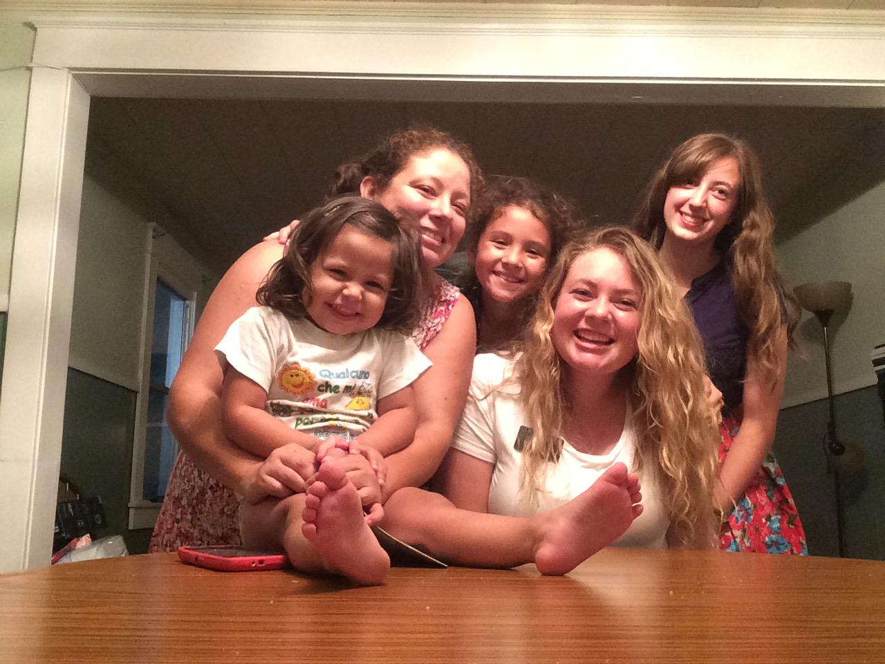 Cute convert family!