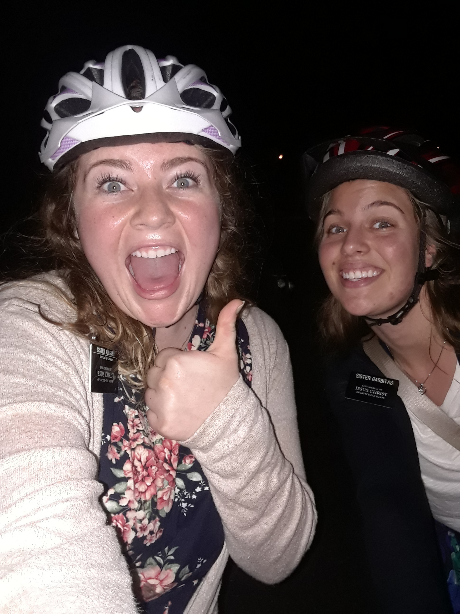 We love biking!!!! 🙃🙃