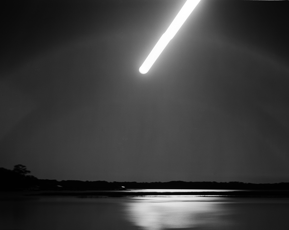 Full Moon over Skidaway River, Isle of Hope, GA 2012