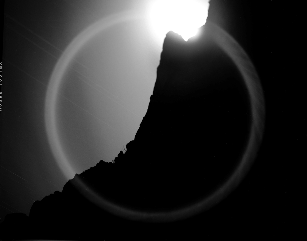Full Moon, Rio Grande River, TX 2012