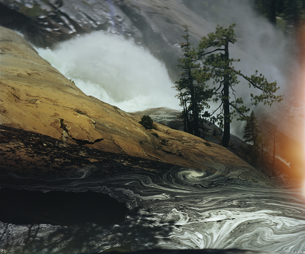 Water Wheel Falls, Grand Canyon of the Tuolumne River, California 2014