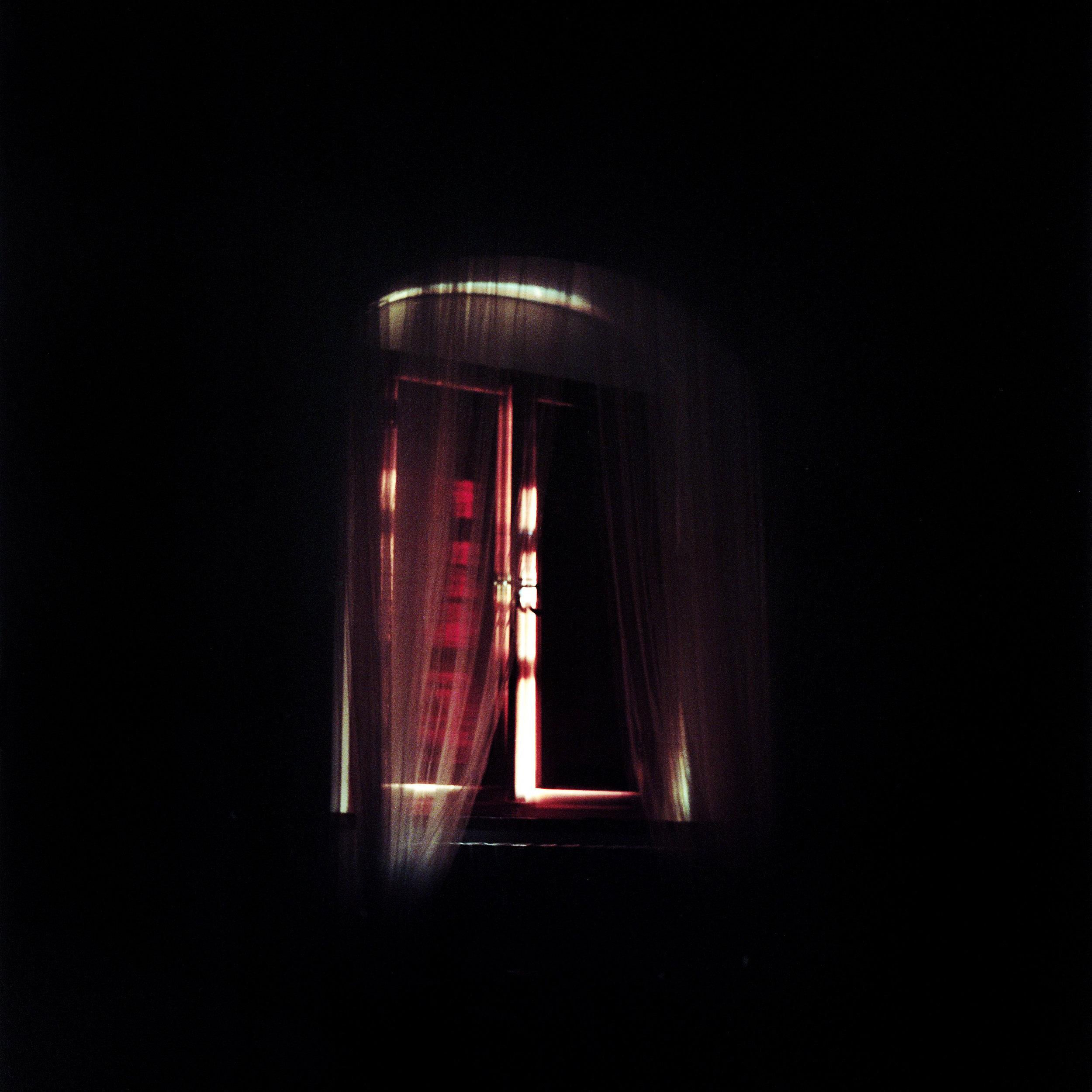 Window, Volterra, Italy