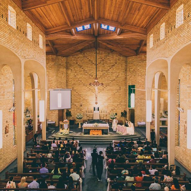 Great church venue.