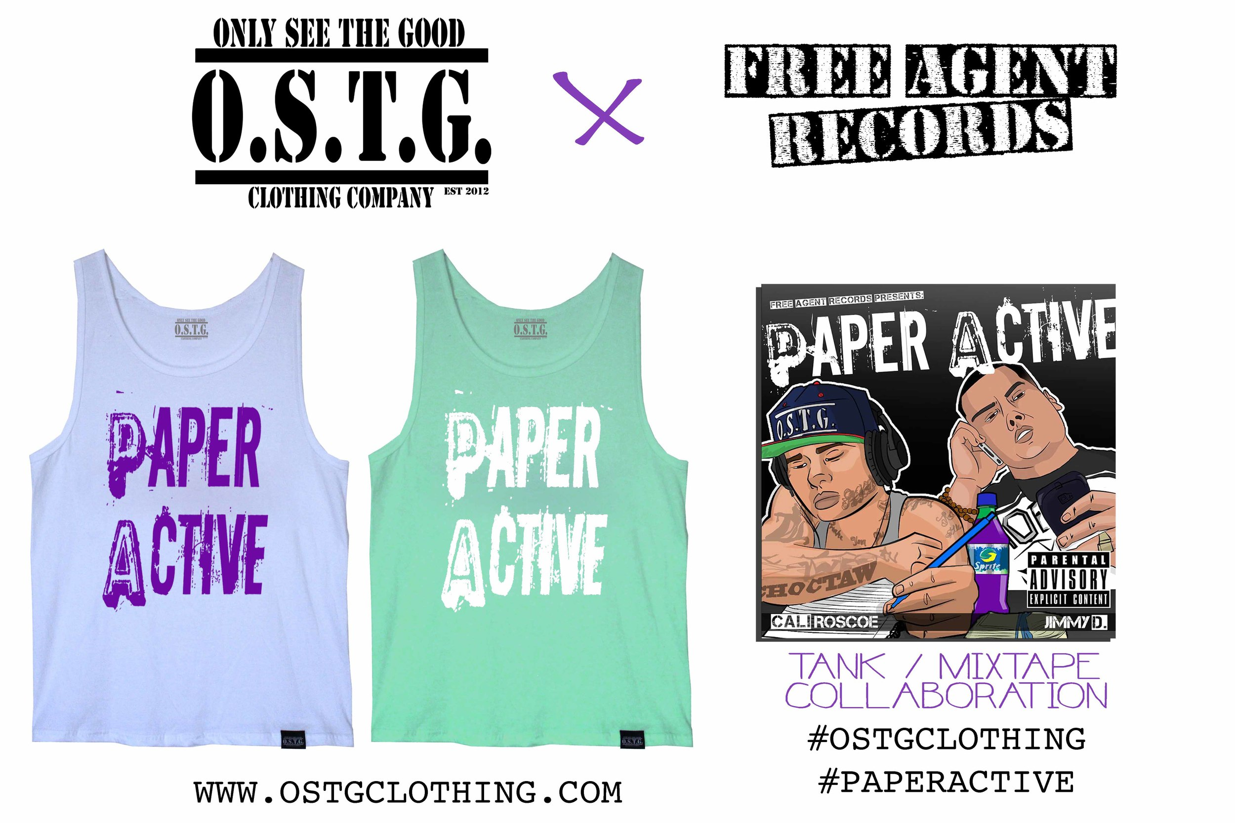 Paper Active Collab - Spring 2014