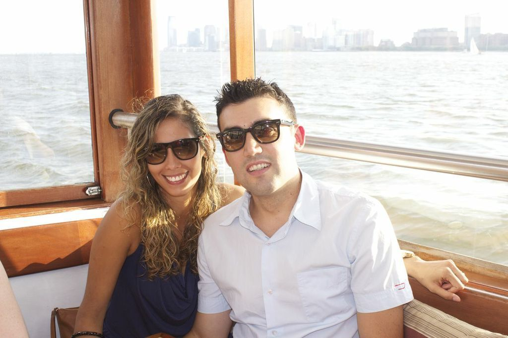 Paralegal Daniele Pinto and Deleon.
