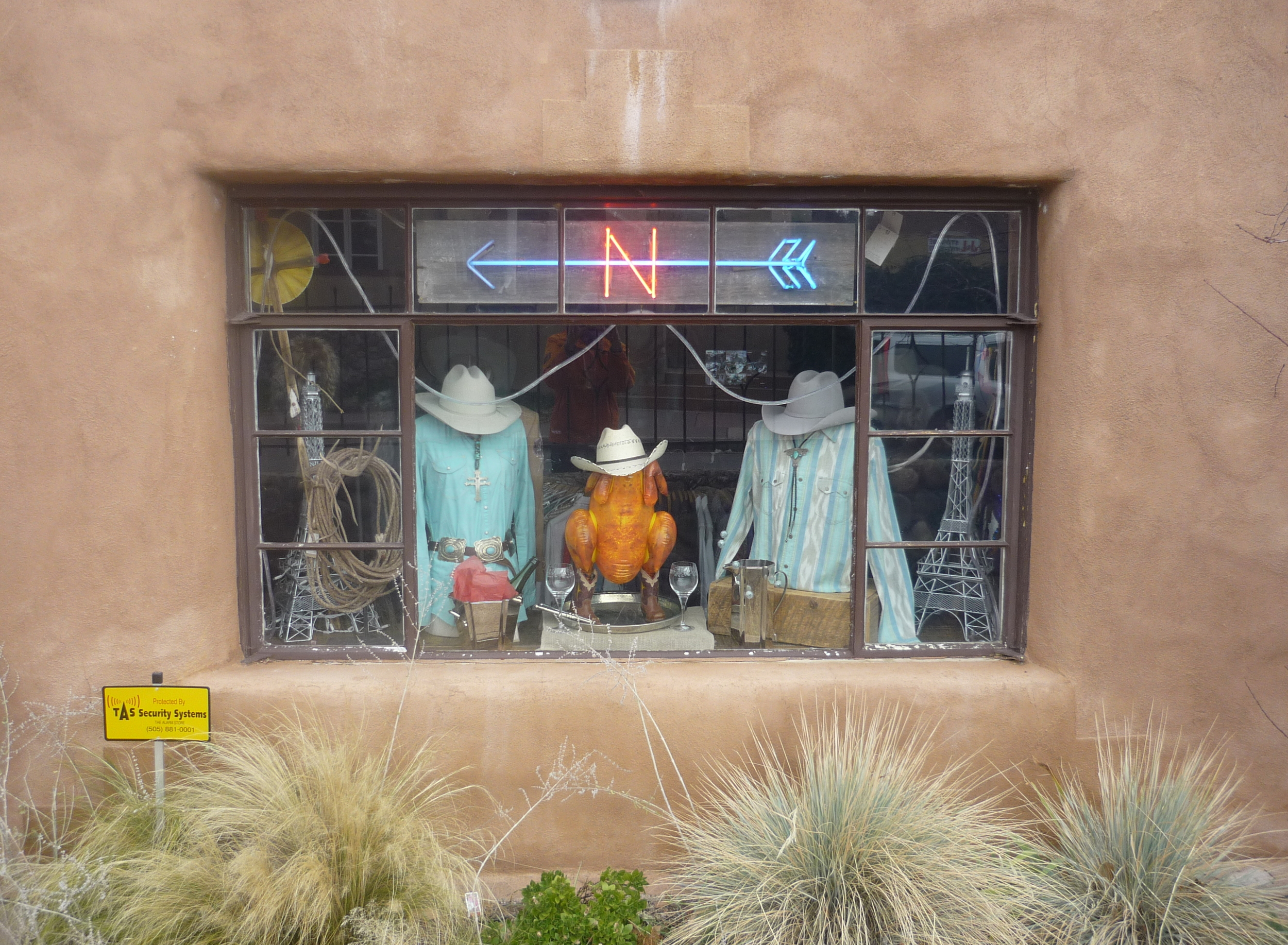 Sante Fe, New Mexico.
