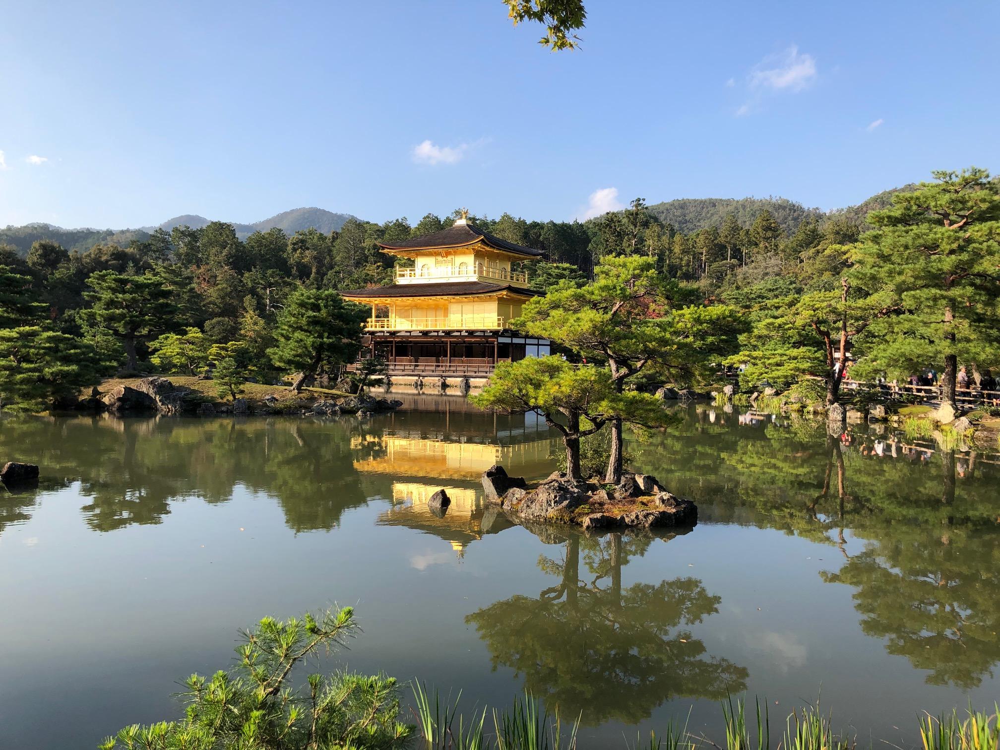 Kinkaku-ji (Golden Pavillon) Kyoto.jpeg