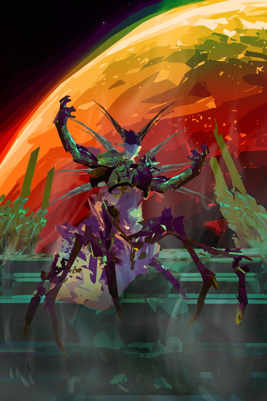 Baeldrun - Commander Supreme of the 5th Legion