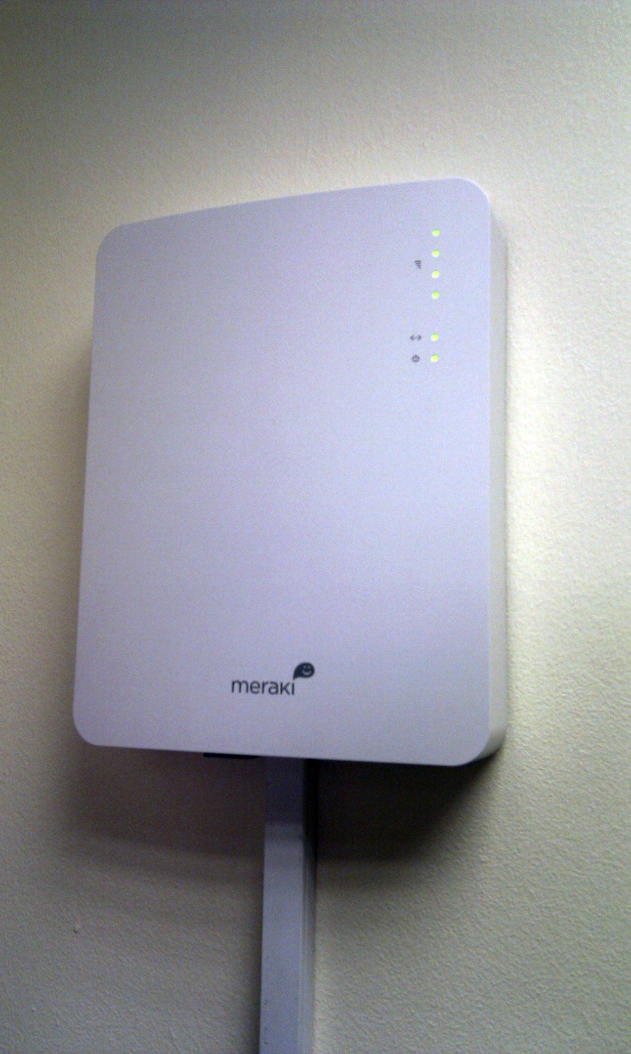 Meraki-MR11-Access-Point