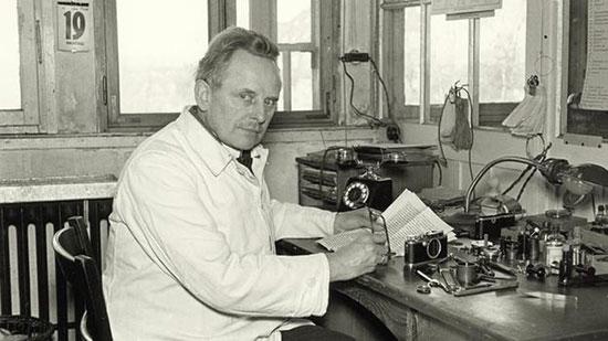 Oscar Barnack. Foto:google