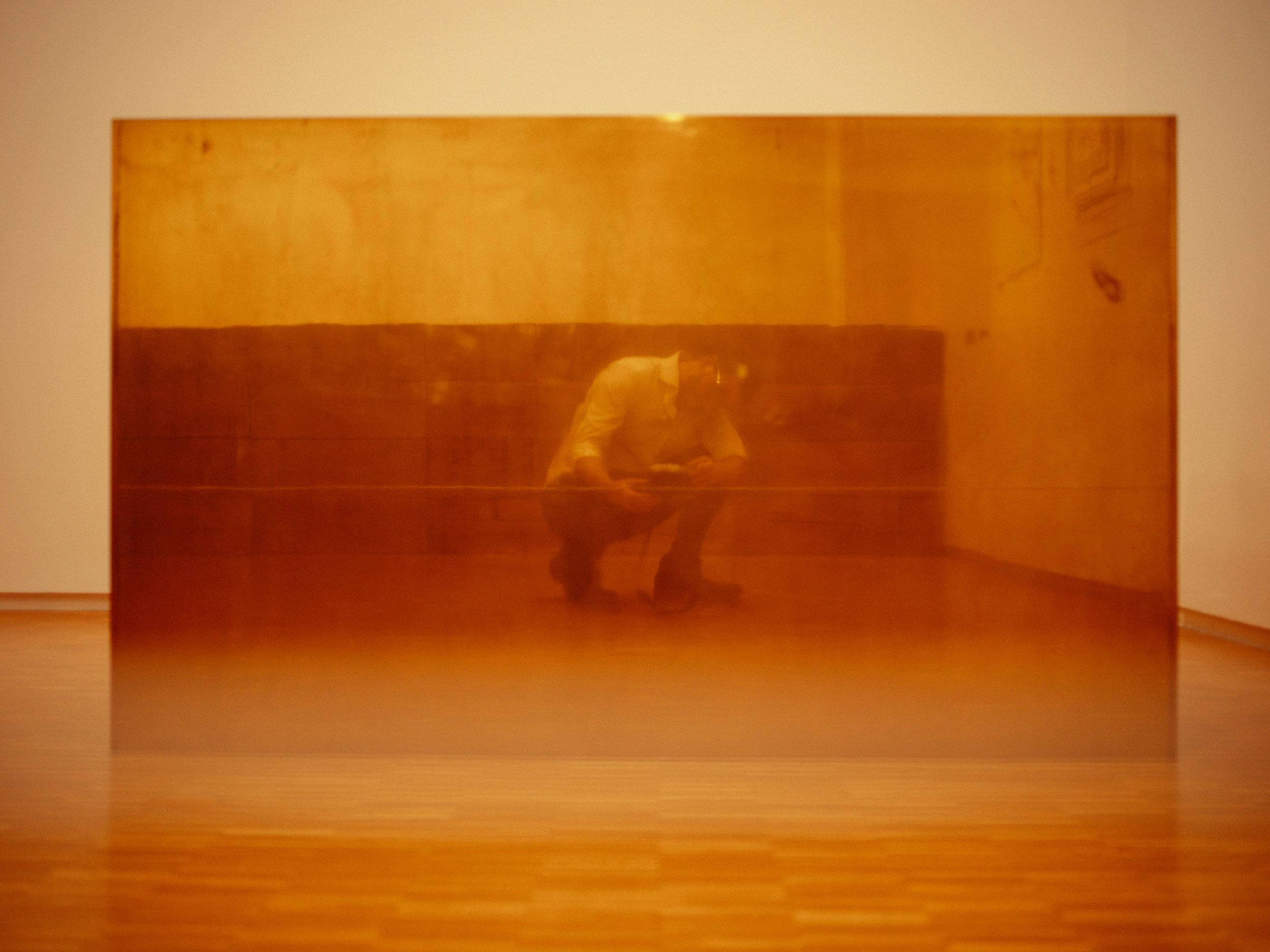 Otro de mis yo. Donald Judd, Centro Pompidou, Paris 2019.
