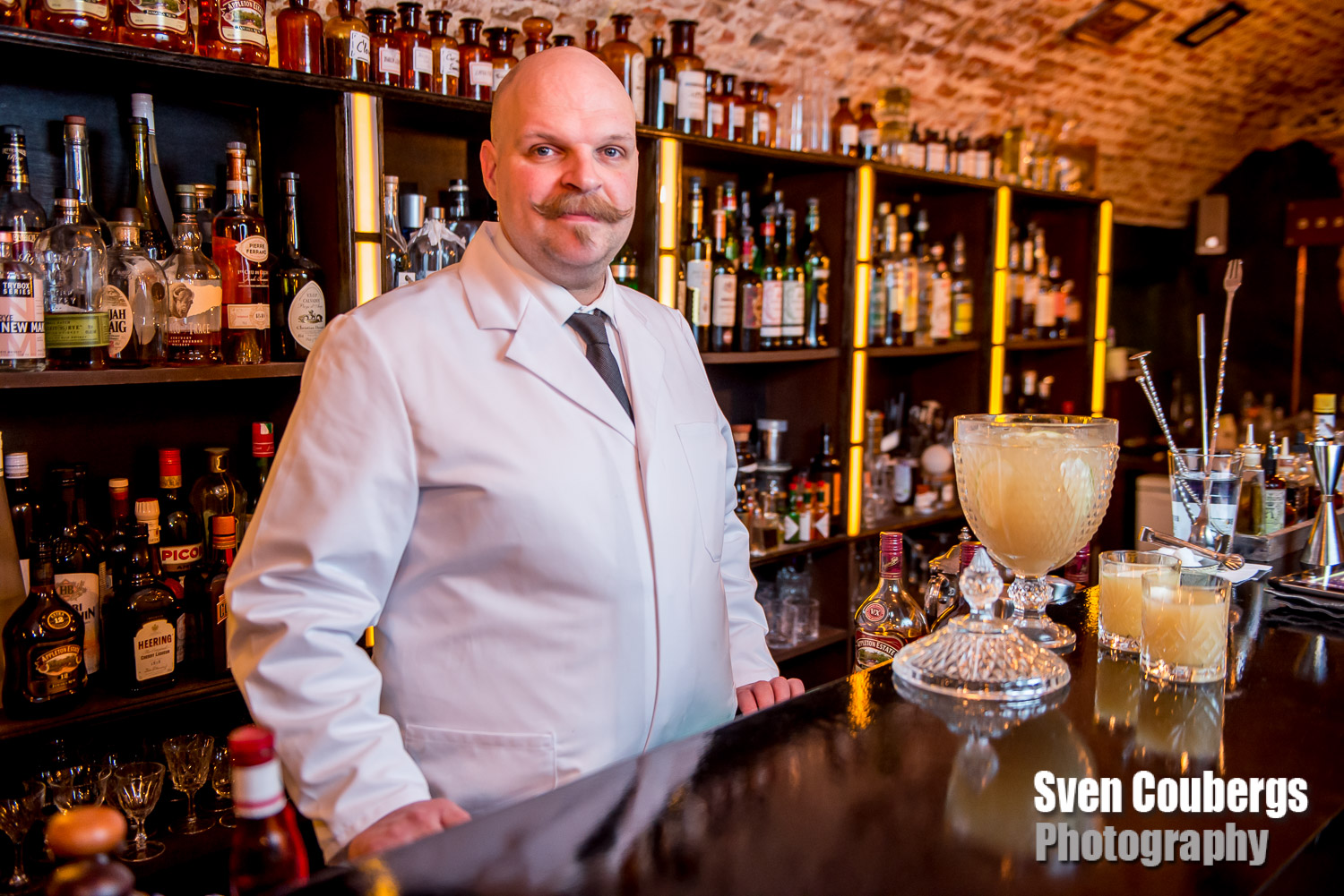 Appleton Estate Punch Bar. Steve Okhuysen