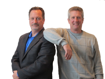 Owners Dan (left) and Tim (right) Schneider.  Family Owned and Operated for over 37 years.