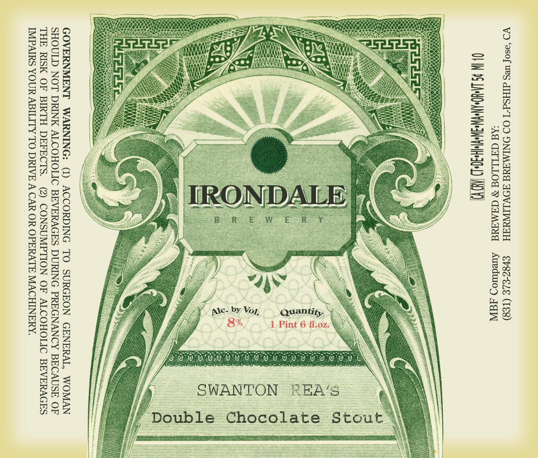 Irondale Double Chocolate Stout