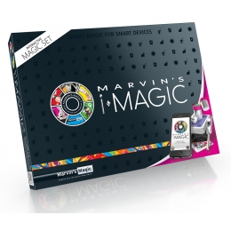 Marvins i-Magic Box set - £24.99    Combining traditional magic secrets with the latest technology. Offering the next level in astonishing illusion, interactive play and mind blowing entertainment.