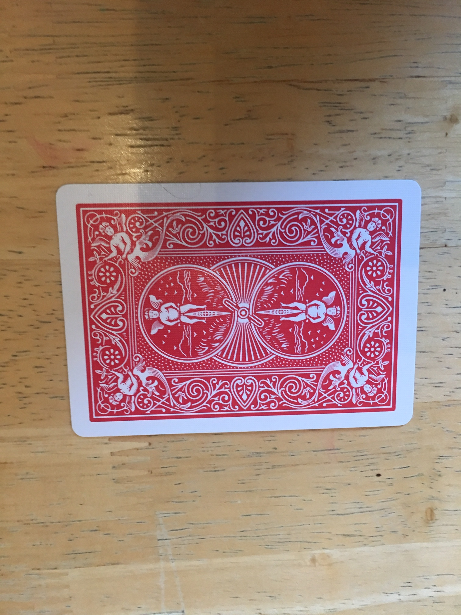 Bicycle card Wonder Kids