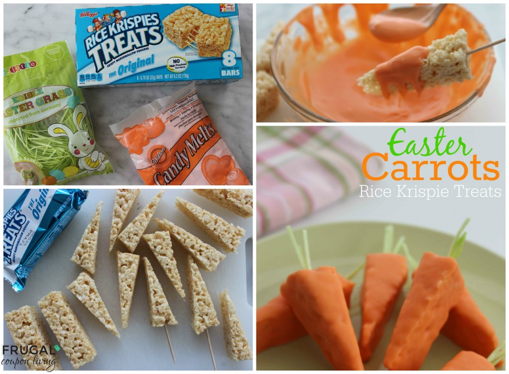 Easter Carrots Wonder Kids