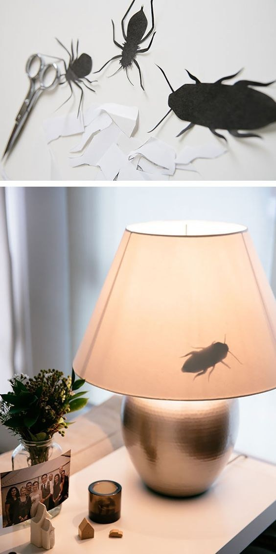 Bug in Lampshade gag Wonder Kids
