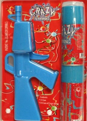 Silly String Gun Wonder Kids