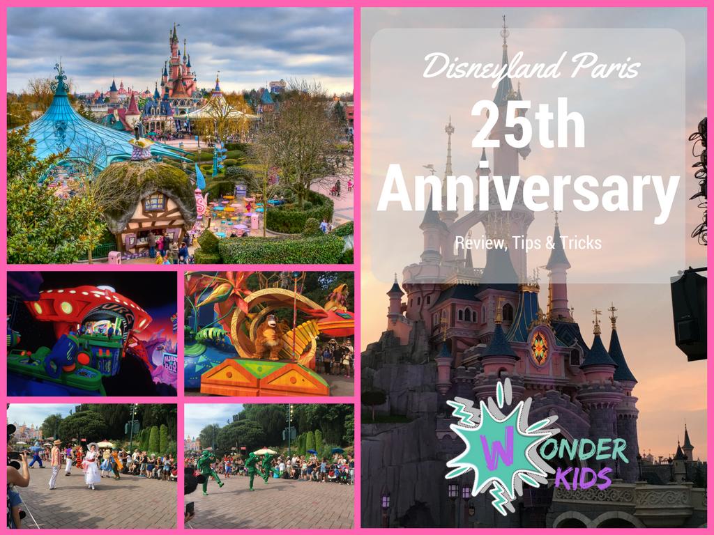 Disneyland Paris Part 2 from Wonder Kids