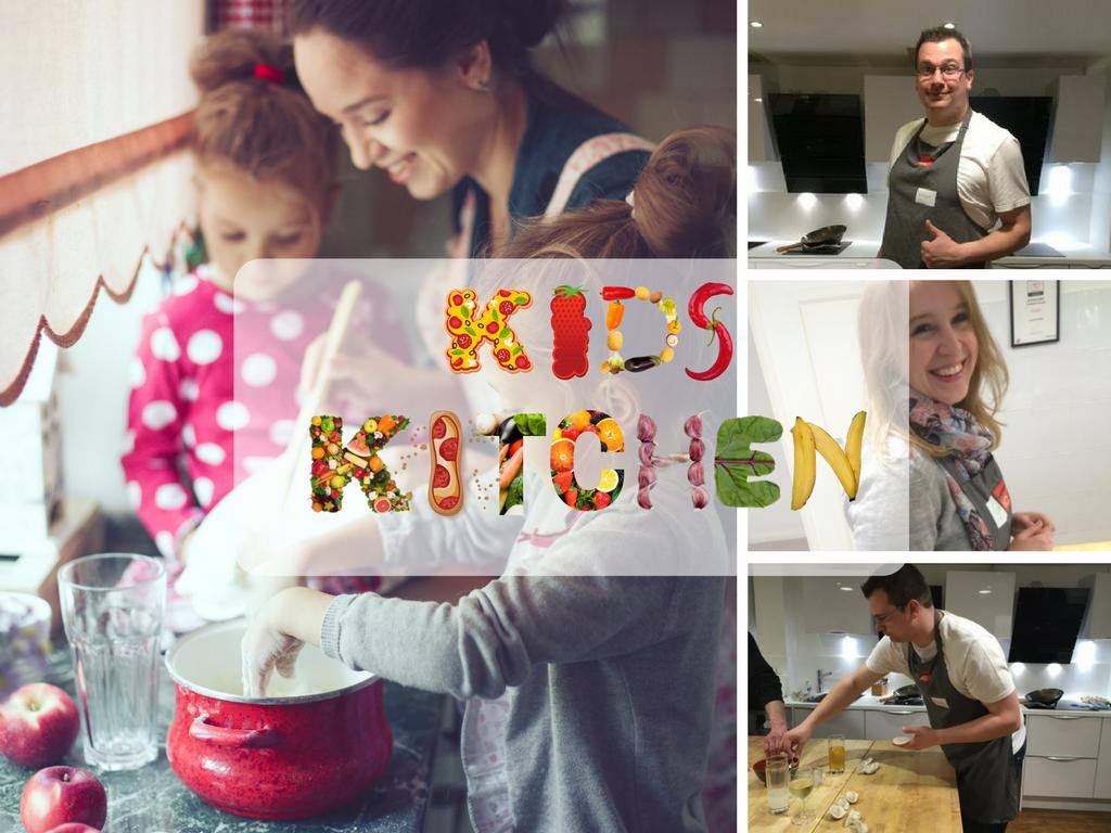 Kids Kitchen from Wonder Kids