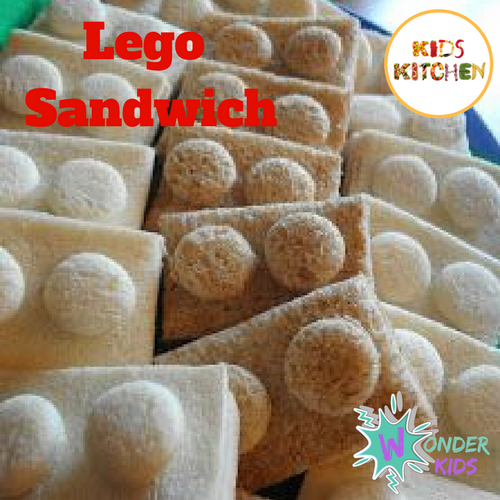Wonder Kids Lego Sandwich