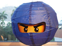 Lego Ninjago Lantern from wonder kids